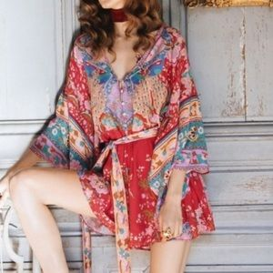 Spell and the Gypsy Collective Lotus Romper size S